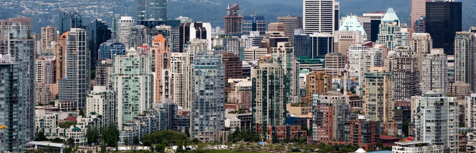downtown vancouver condo buildings
