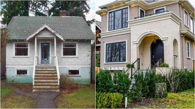 vancouver single-family detached home