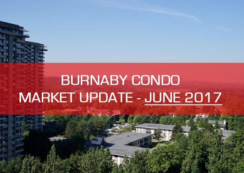 Burnaby BC condo market update