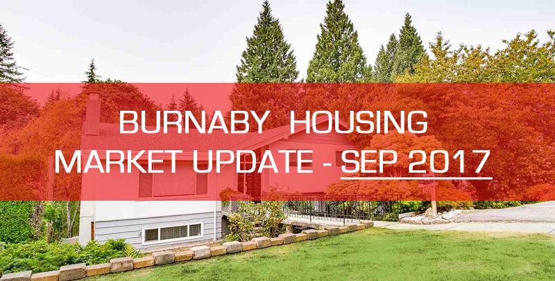 burnaby housing market update sep 2017
